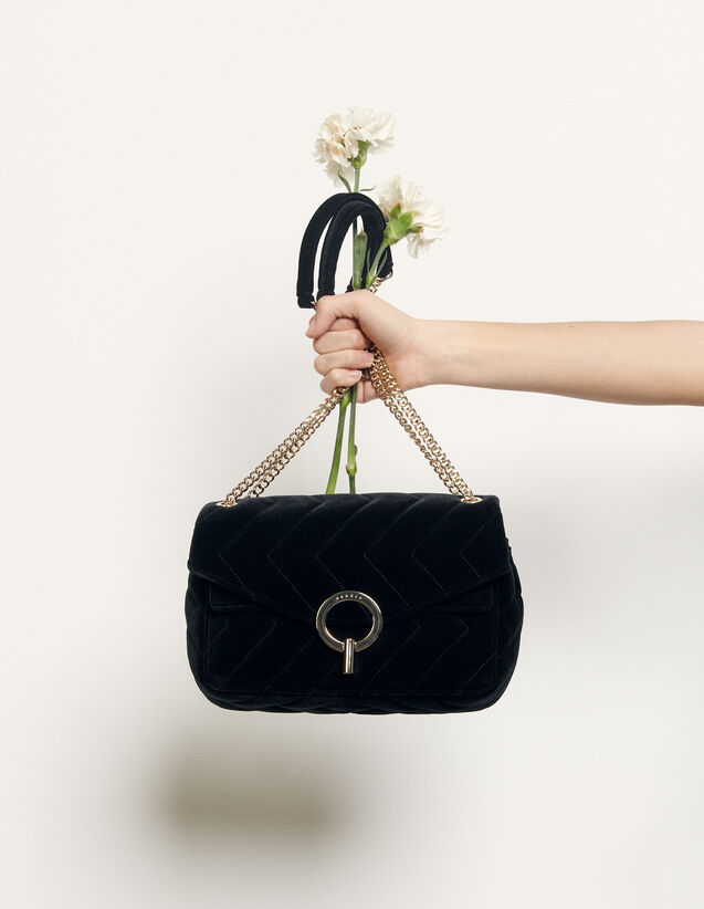 Yza Bag : All Winter collection color Black
