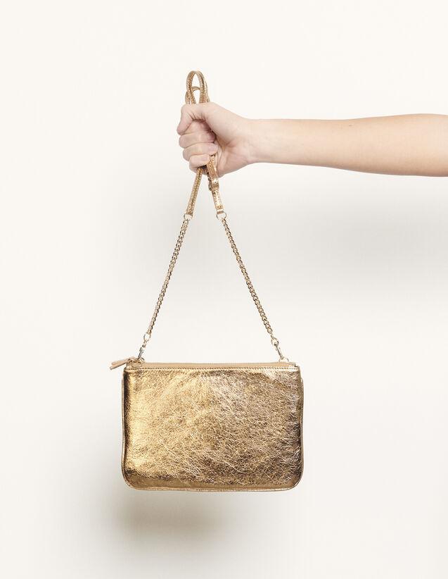 Pochette Addict : FCollection-Hiver-Acc couleur Full Gold