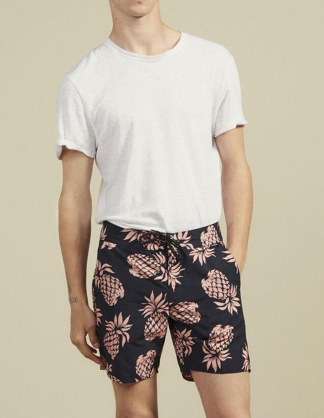 Printed Swim Shorts : Sélection Last Chance color Black
