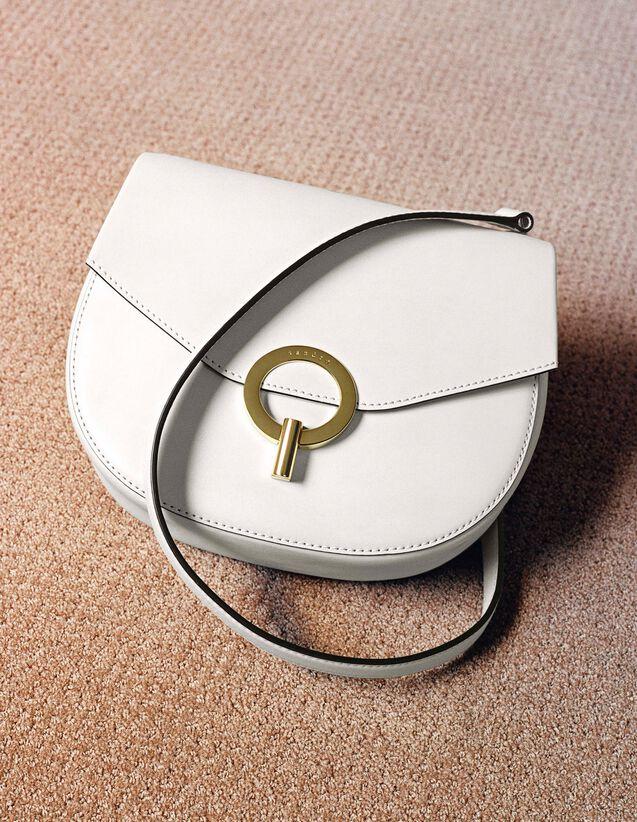 Pépita Bag Medium Model : null color Ecru