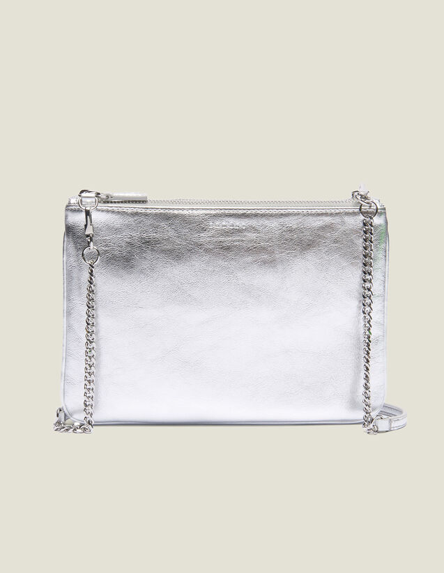 Addict Pouch : Best of the season color silver