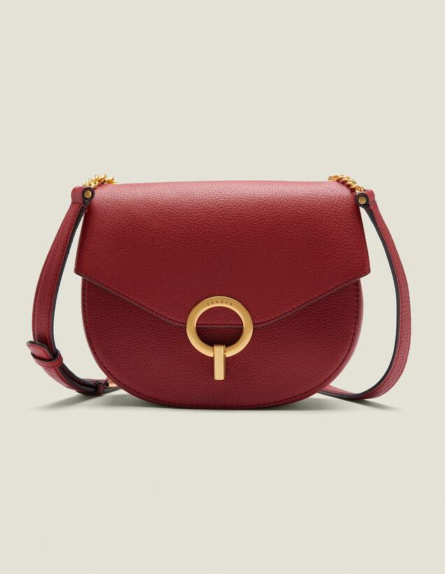 Pépita Bag, Medium Model : All Bags color Brick-Red